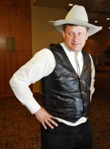 Stephen Harper Calgary Stampede
