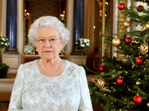 The Queen delivers Her annual Christmas Address
