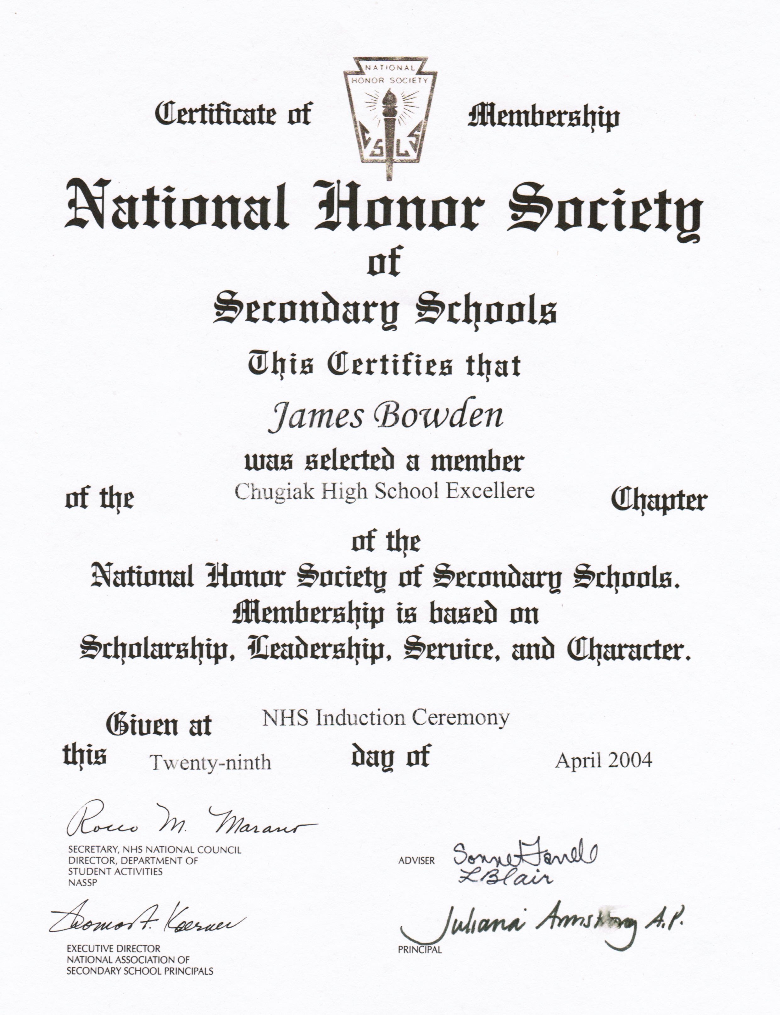 examples of national honor society essays co examples of national honor society essays
