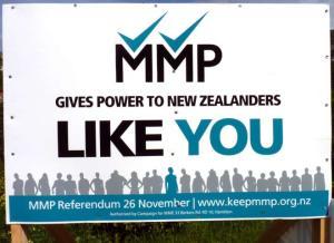 MMP in NZ