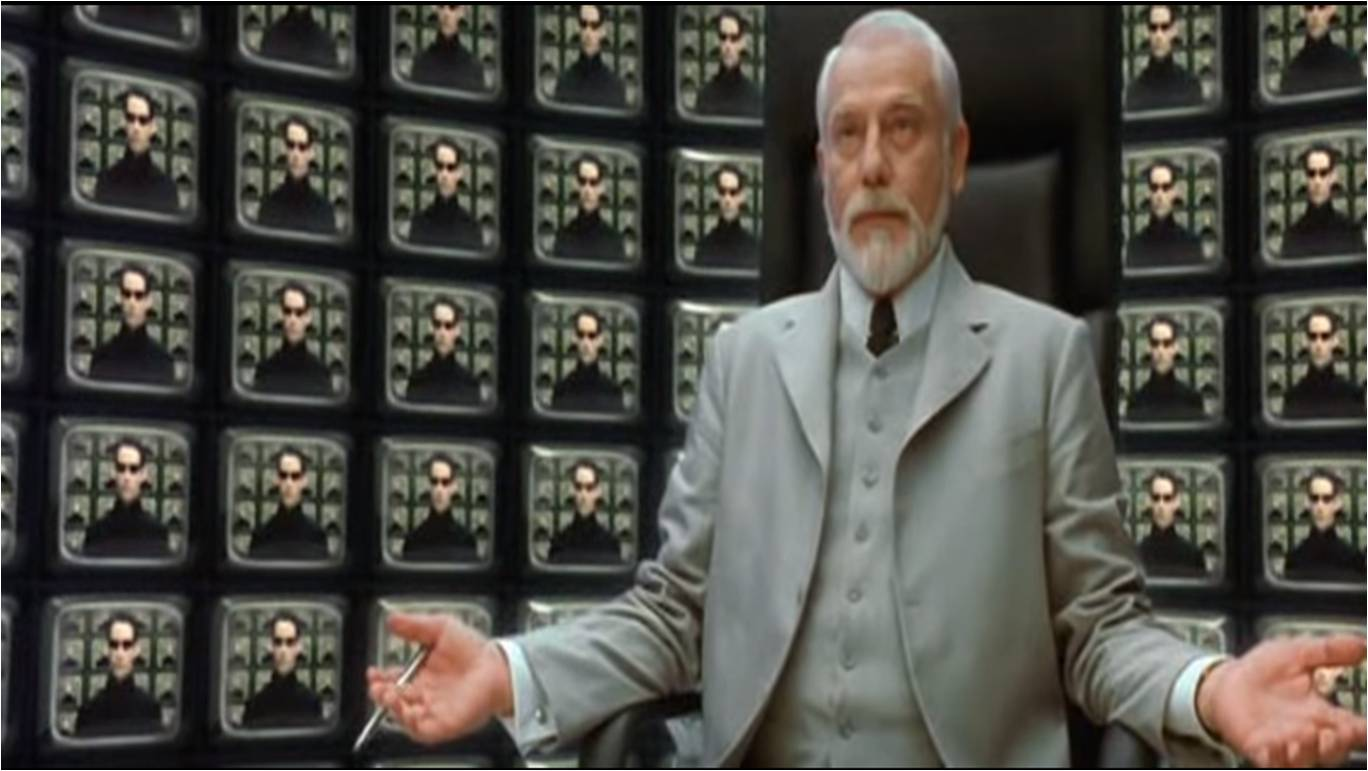 Harjit sajjan and the architecture of ministerial for Matrix reloaded architect
