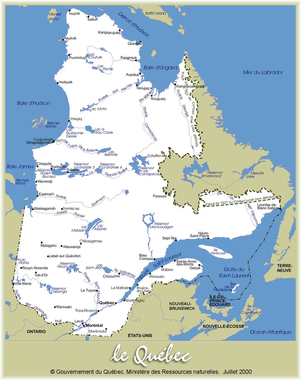 The Borders between Quebec and Newfoundland & Lador ... on montreal on us map, portugal usa map, new zealand usa map, winnipeg usa map, germany usa map, new orleans usa map, switzerland usa map, ottawa usa map, northwest territory usa map, australia usa map, ia usa map, sweden usa map, western region usa map, nh usa map, brazil usa map, jamaica usa map, montreal usa map, usa usa map, india usa map, denmark usa map,